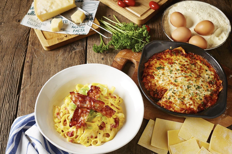 CLASSIC PIZZA OR PASTA £5 @ BELLA ITALIA via Wuntu