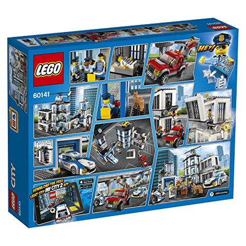 LEGO 60141 Police Station Building Toy- £49.98 @ Amazon