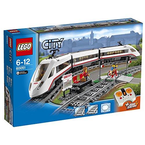 LEGO City 60051 High-Speed Passenger Train Set - £67.99 @ Amazon