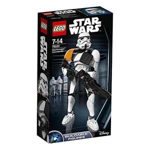 "LEGO UK 75531 ""Storm trooper Commander"" £14.53 prime / £18.52 non prime @ Amazon"