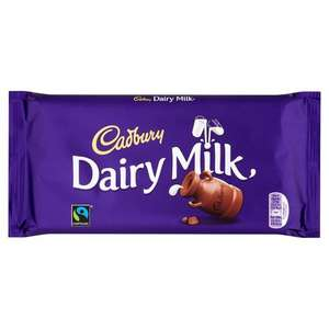 DAIRY MILK 200G OFFER £1.50 @ SAINSBURY'S