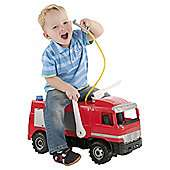 Powerful Giants Fire Truck / Powerful Giants Tractor With Trailer / Powerful Giants Garbage Truck were £40 each now £25 each & 3 for 2 @ Tesco Direct