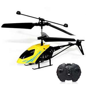 Mini RC 901 Helicopter Shatter Resistant 2.5CH £3.05 delivered w/code @  Gearbest