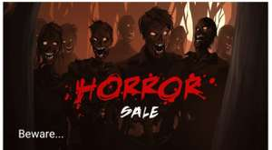 Gear VR Oculus store horror sale from 0.08p