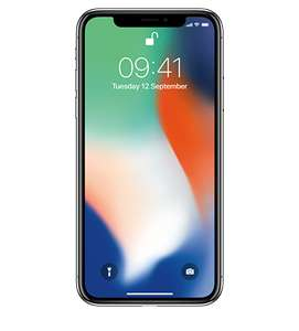 iPhone X for £37 per month - 300 mins / unlimited texts / 1.2GB (4x data) / 36 months = £1,332 total @ Virgin Mobile