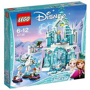 Lego 41148 Disney Princess Elsa's Magical Ice Palace £42.87 delivered @ Amazon
