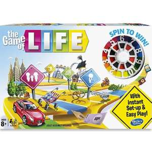 The Game of Life only £18 @ Asda (in store and online)