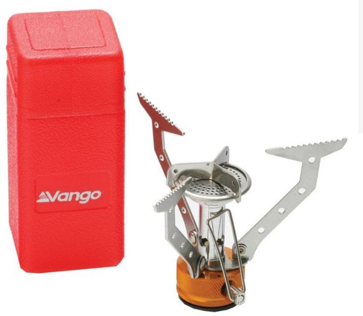 Vango compact gas stove £9.75 - Argos