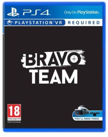 Bravo Team PS4 VR Aim Controller Compatible - pre order £25 @ Tesco Direct