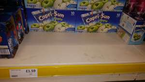 Capri Sun Apple × 10 £1.59 @ Heron