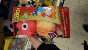 twirly woos talking plush - £1.99 @ home bargains should be national