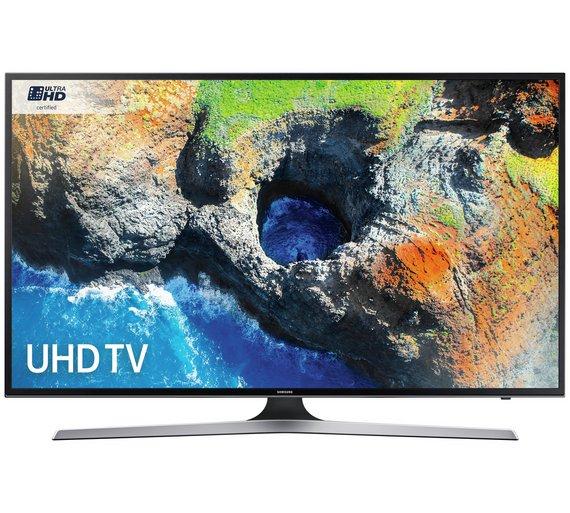 Samsung 50MU6120 50 Inch 4K UHD Smart TV with HDR £449 @ ARGOS