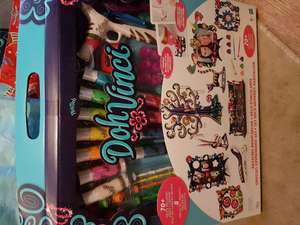 Doh Vinci Dazzling Room Decor Set £7.99 @ Home bargains