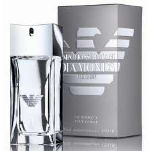EMPORIO ARMANI Diamonds for Men Eau de Toilette 75ml X 2 (150ml) @ Boots - Add New York Eau De Toilette Refill 5ml £2.50 Add Code OCTFRAG5UK £5 Off £50 Fragrance Spend