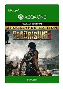 [Xbox One Digital]  Dead Rising 3: Apocalypse Edition - £5.71 - Amazon.com