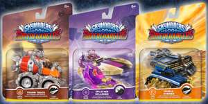 3 For 2 On All Skylanders Superchargers Vehicles and Drivers (£2 Each) @Smyths