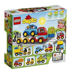 Lego duplo 10816 my first cars & trucks set £8.71 (reduced from £14.99) @ amazon (prime Exclusive)