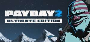 [Steam] Payday2 - Free to Play (Last 20 hours!) - Steam