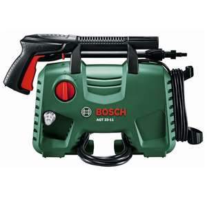 Bosch AQT 33-11 Pressure Washer with free Click and Collect - Robert Dyas with code £42.49