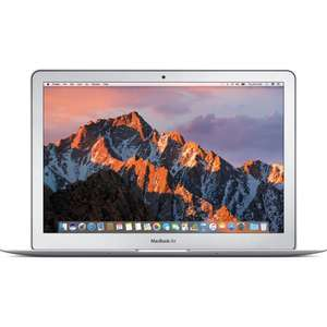 Apple Macbook Air 13.3 Dual-Core i5 1.8GHz 8GB 128GB Silver - MQD32 £673.99 then 2% discount code @ Toby deals