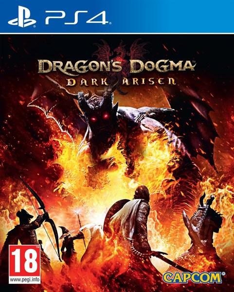 Dragon's Dogma: Dark Arisen PS4 - Digital Code (US PSN) £9.20 - GreenmanGaming