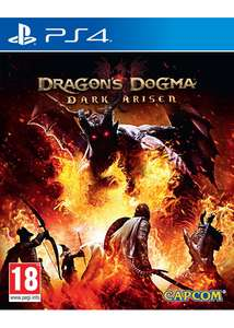 Dragon's Dogma Dark Arisen HD Remastered for  Playstation 4 & Xbox One £14.85 Plus Free delivery , Great Game @ Base