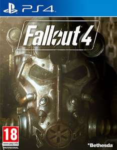 Fallout 4-PS4 £9.85 @ Shopto / Ebay
