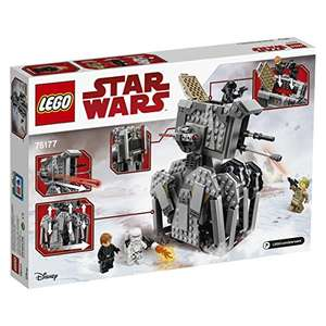 LEGO Star Wars The Last Jedi 75177 First Order Heavy Scout Walker Toy £35.61 plus various other reduced star wars lego @ AMAZON check the links!