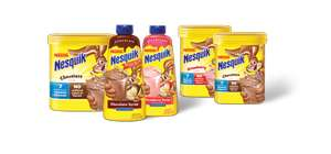 HALF-PRICE SALE ON NESQUIK PRODUCTS @ COOP