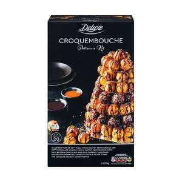 Show stopper DELUXE Croquembouche Patisserie Kit £5.99 instore @ LIDL