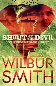 9 Wilbur Smith Books Kindle Edition £1.09 EACH @ Amazon Deal of the Day