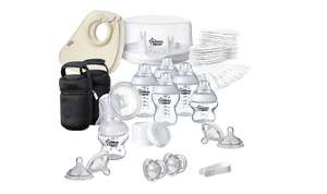 Tommee Tippee Breast & Bottle Feeding Essentials Kit now £60! (All BPA Free) @ George Asda