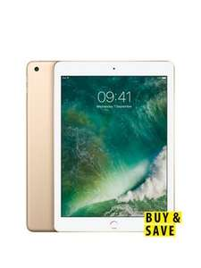 Apple iPad, 128Gb, Wi-Fi, 9.7in £379 @ Very