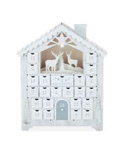 White House, Gingerbread House & Nutcracker Advent Calendars £8.99 @ Aldi [Instore From 2/11]