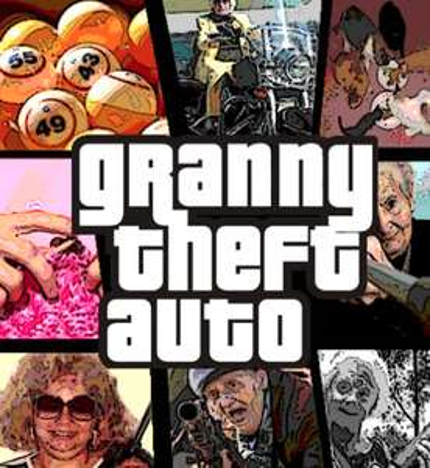 [Xbox One] Granny Theft Auto - 3p - Xbox Store