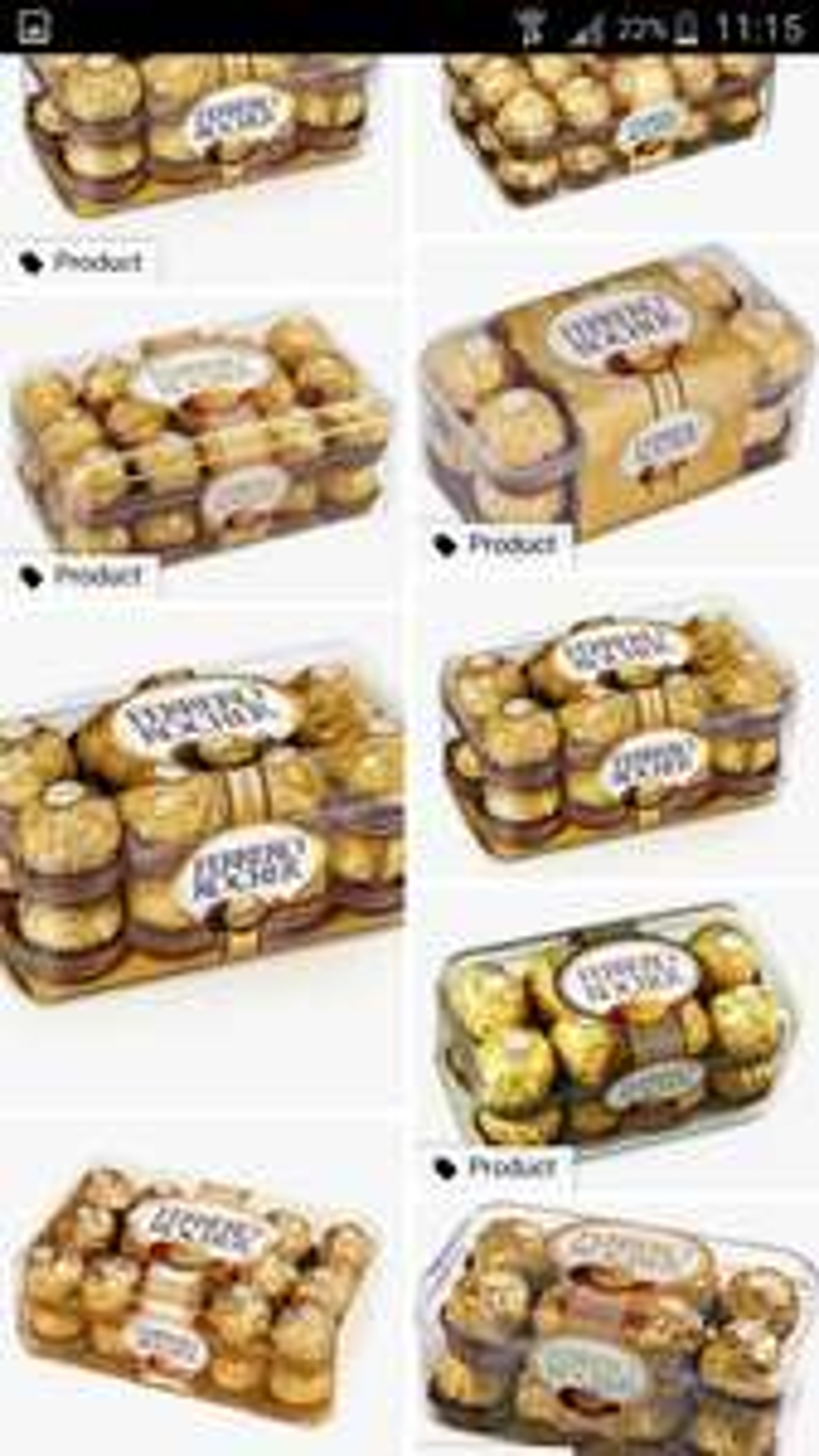 Ferrero rochers 16 pk £2 @ Asda instore