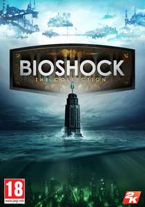 [Steam] BioShock: The Collection PC [CD Keys - £12.49]