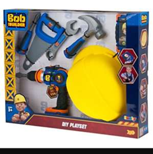 Bob the builder diy set reduced to £12.50 @ Sainsbury's -  Cheshire oaks