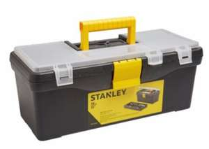 """Stanley 15"""" toolbox reduced to £2 @ B&Q"""