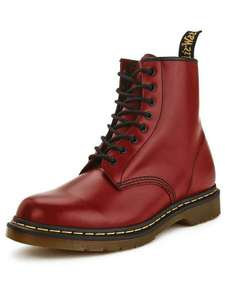 Dr martens cherry red 8 eyelet boot £78 @ Littlewoods - Free c&c