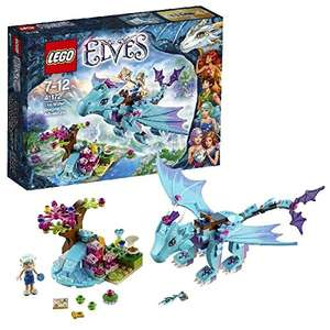 Lego Elves 41172 Water Dragon Adventure set now £11.62 @ Amazon (Prime Exclusive)