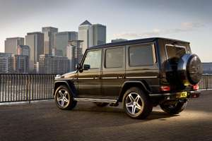 MERCEDES-BENZ G CLASS AMG STATION WAGON G63 [571] 5DR TIP AUTO £121,638 @ Drive the deal