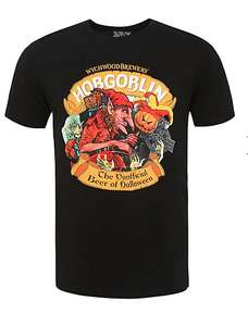 HOBGOBLIN HALLOWEEN T SHIRTS now £4 @ Geroge