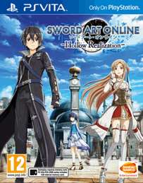 Sword Art Online Hollow Realization (PS vita) £17.99 @ GAME