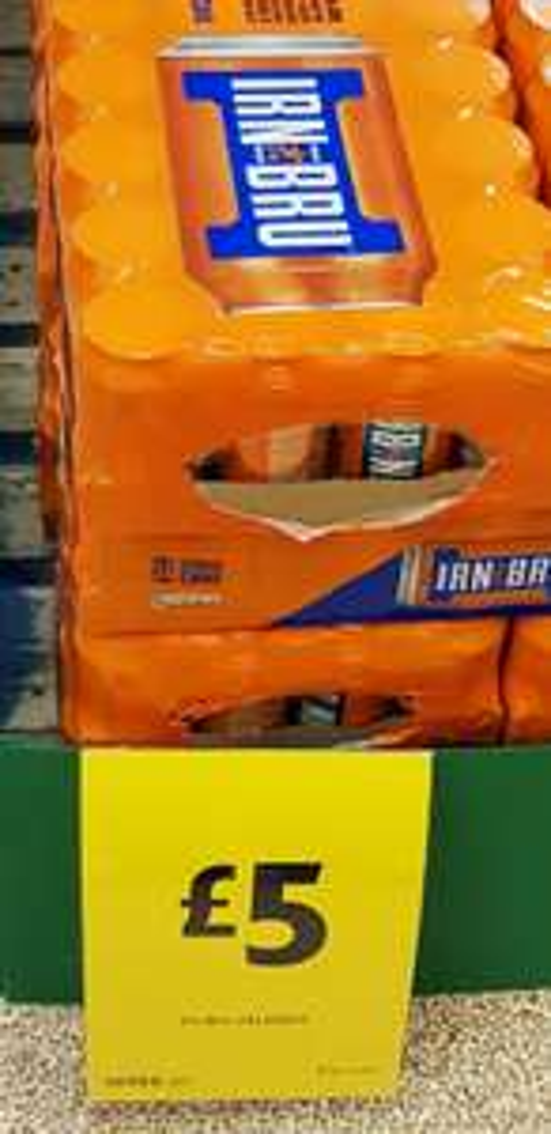 Irn Bru 24 Pack, £5 Instore Only @ Morrisons