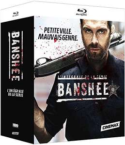 Banshee : Complete Series Blu-ray £22.50 - AMAZON.FR