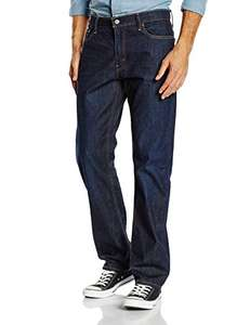 Levi 504 Jeans £24.00 (£21.60 with Student Prime) @ Amazon