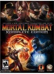 Mortal Kombat Komplete Edition PC £1.39 with code @ CDKeys