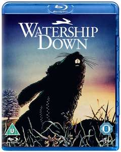 Watership Down [Blu-ray] £4.95 delivered with code @ ZOOM