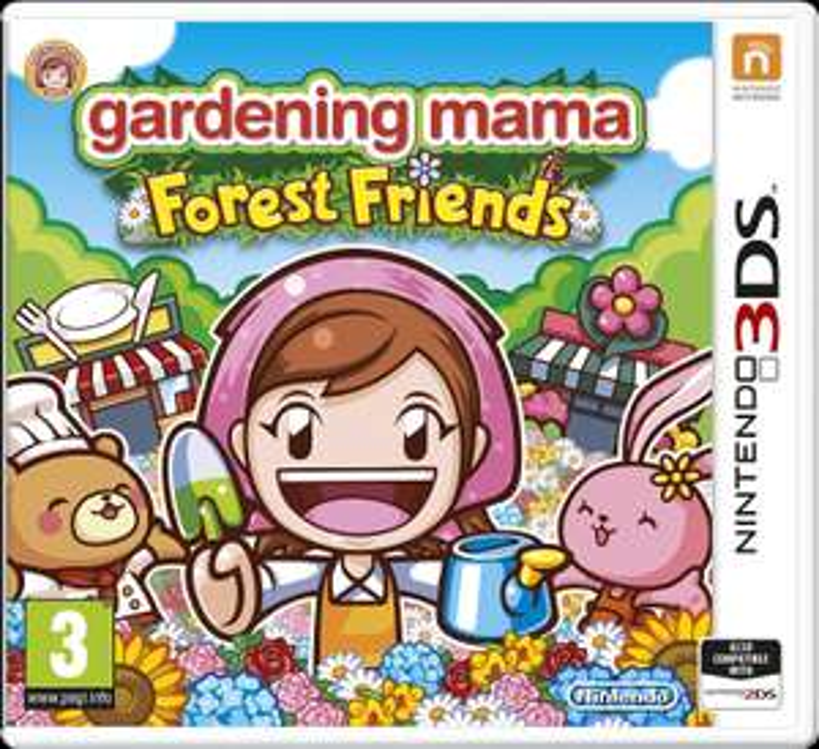 Gardening Mama: Forest Friends Nintendo 3DS Game - From Argos on ebay £7.99
